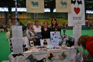2012 Breed Club Stand at Crufts