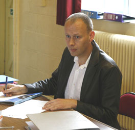 Daniel Founding Chairman