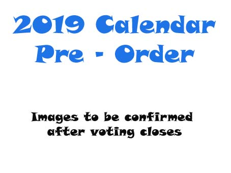 pre order of calendar message